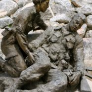 Fallen Soldier (Orem City Veterans Memorial)