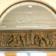 Newport Beach Temple Frieze